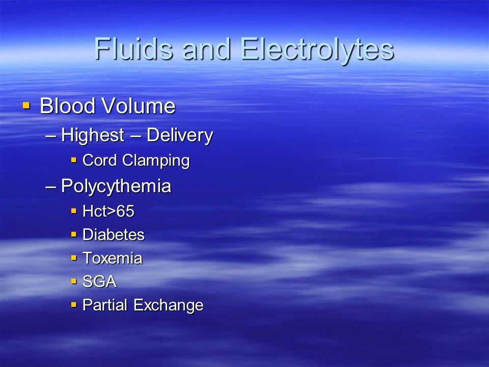 Cardiopulmonary  Fetal Circulation –Right to Left Shunts  Foramen Ovale  Ductus Arteriosus –Hypoxemia –Hypercarbia –Acidosis