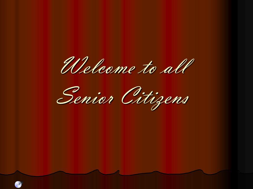 Thank you To all Seniors
