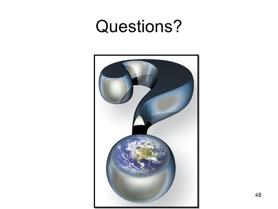 48 Questions