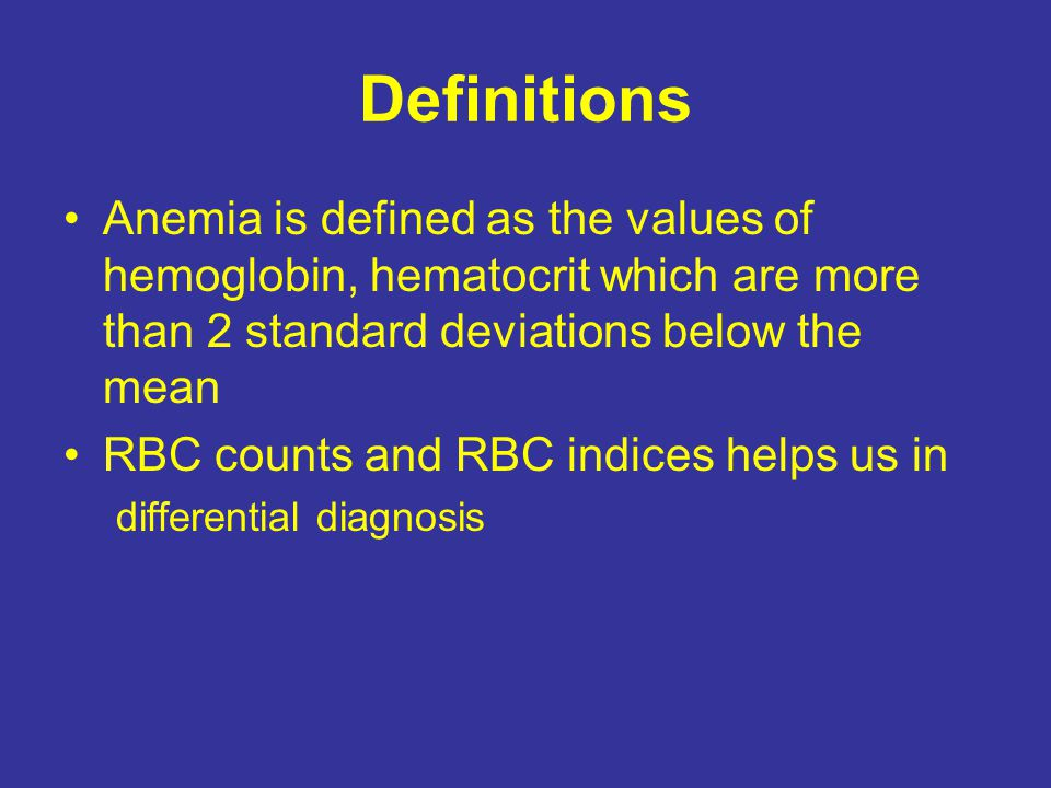 Macrocytic anemia Macro RPI >= 2 Check Occult Blood Loss No Coombs' test Yes RPI < 2 Check B12 and folate