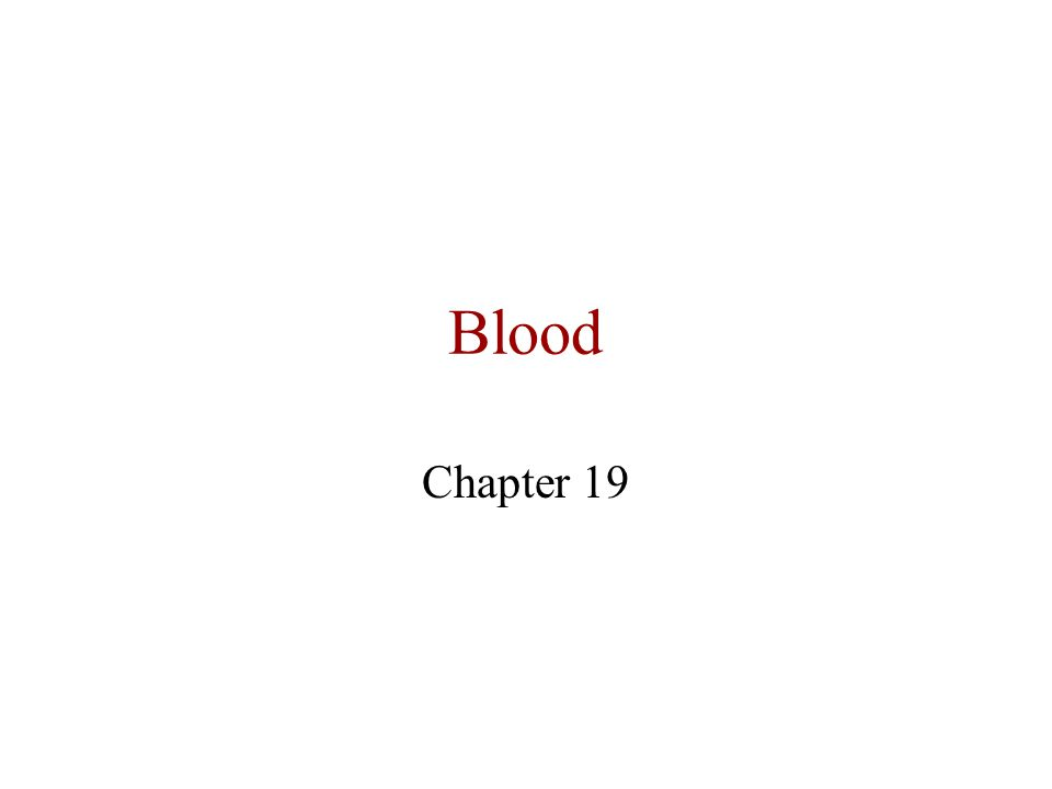 Blood Chapter 19