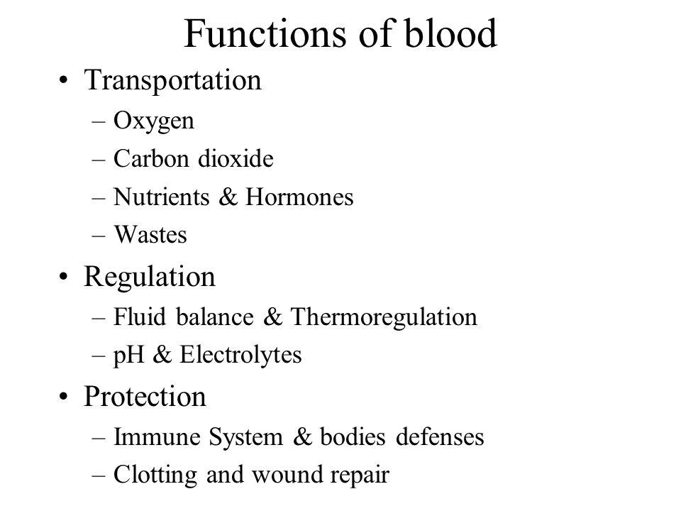 Erythrocyte disorders Anemia & polycythemia