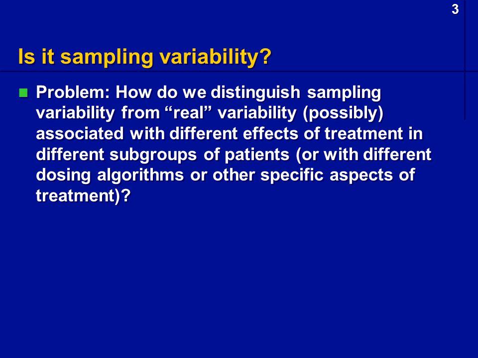 3 3 Is it sampling variability.