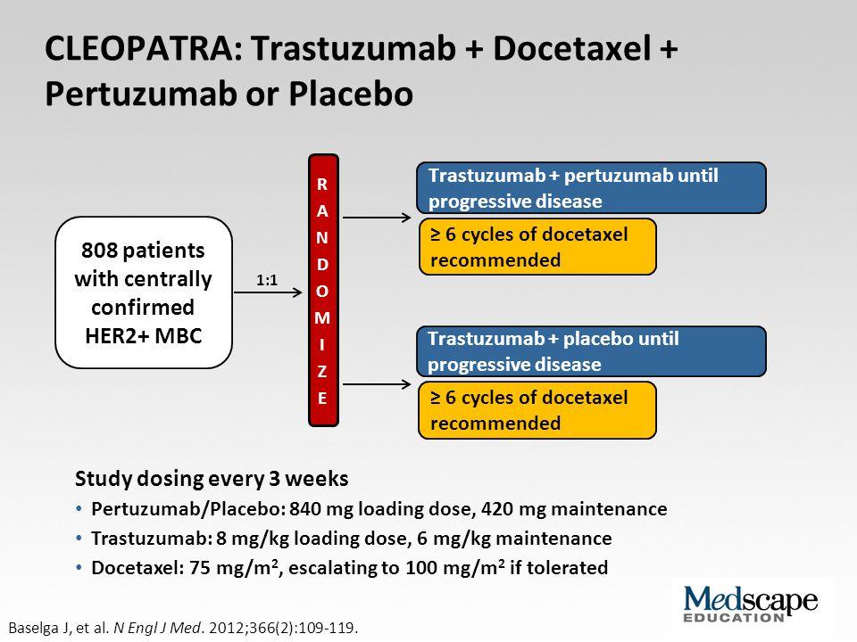 BOLERO-3: Trastuzumab + the mTOR Inhibitor Everolimus Andre F, et al.