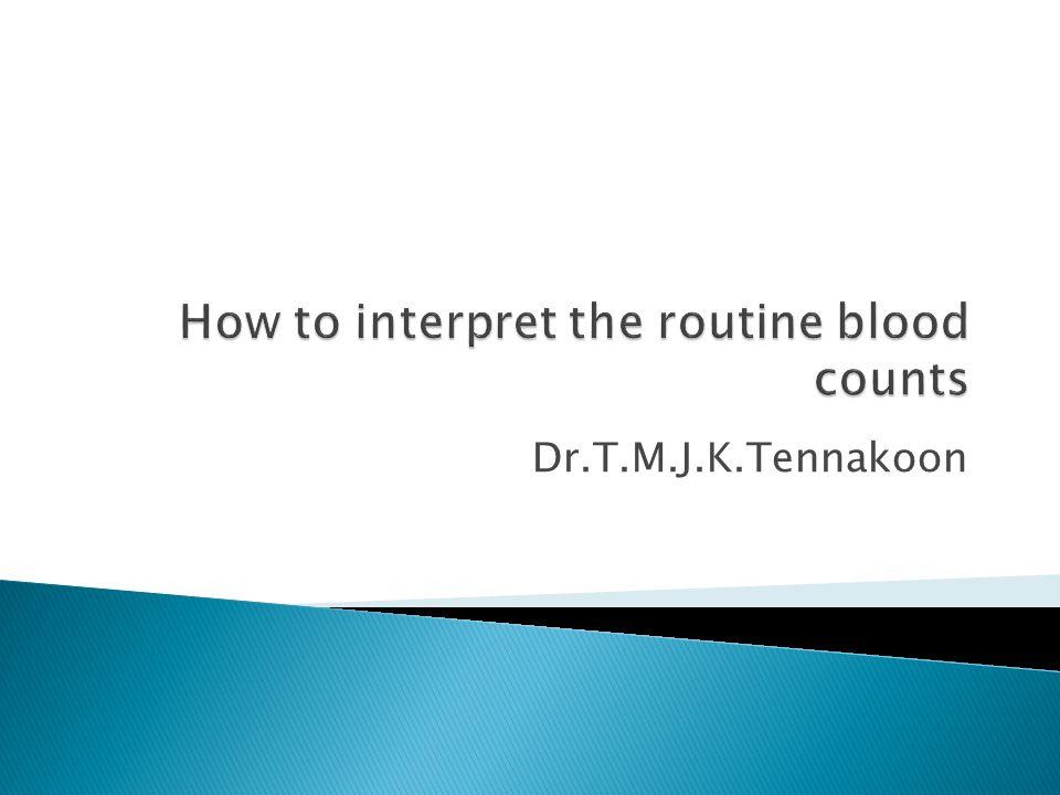 Dr.T.M.J.K.Tennakoon