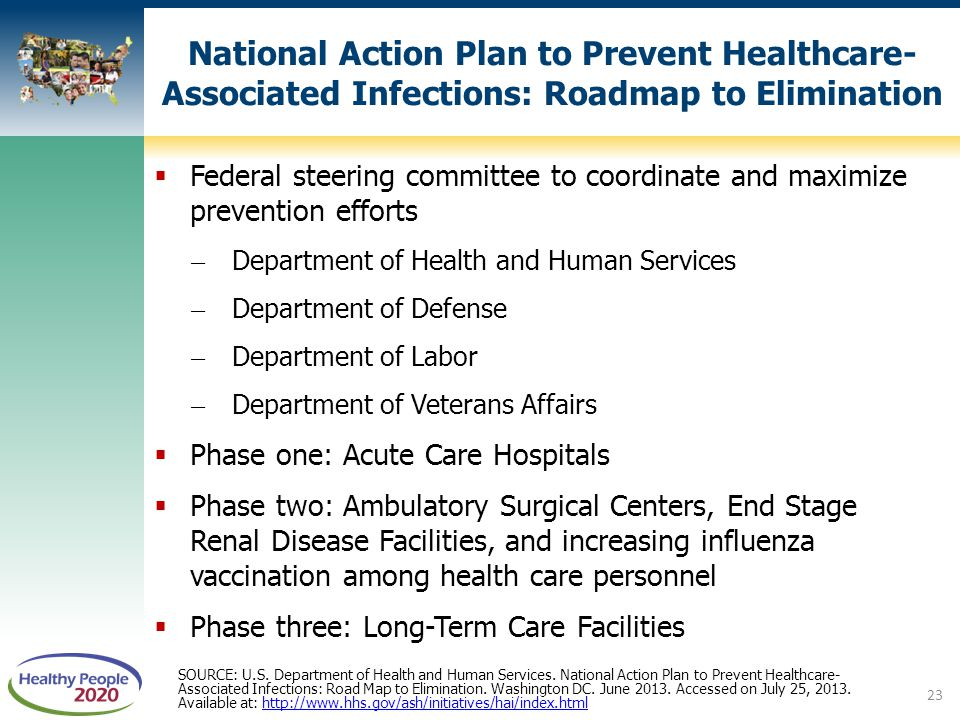  Federal steering committee to coordinate and maximize prevention efforts ̶Department of Health and Human Services ̶Department of Defense ̶Department