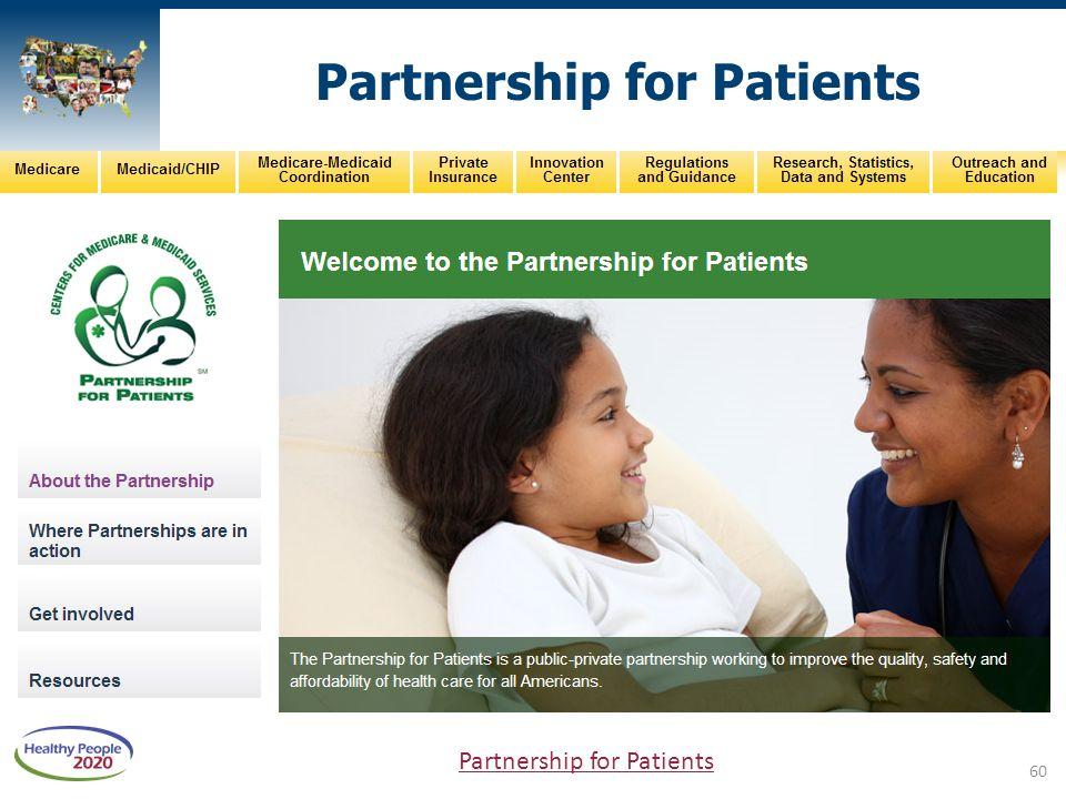 Partnership for Patients 60