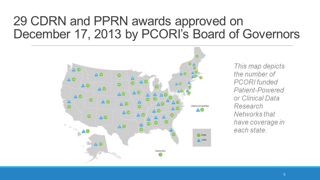 Goals Rationale for PCORnet Who is CAPriCORN What CAPriCORN is expected to do in 18 months ($7M contract) Health System Leadership Meeting (June 20, 2014 at National Academies of Sciences) 16