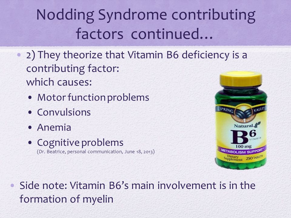 Nodding Syndrome contributing factors continued… 3) Lack of sexual development related to adrenal gland or growth hormone (Dr.