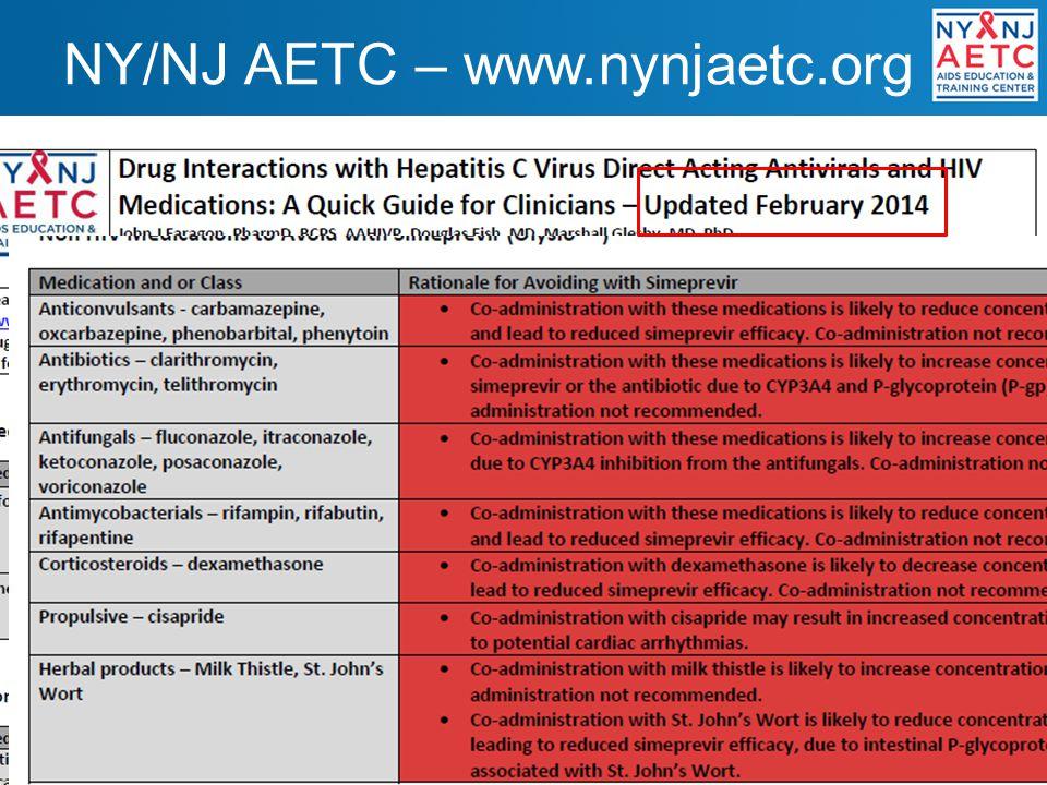 NY/NJ AETC – www.nynjaetc.org