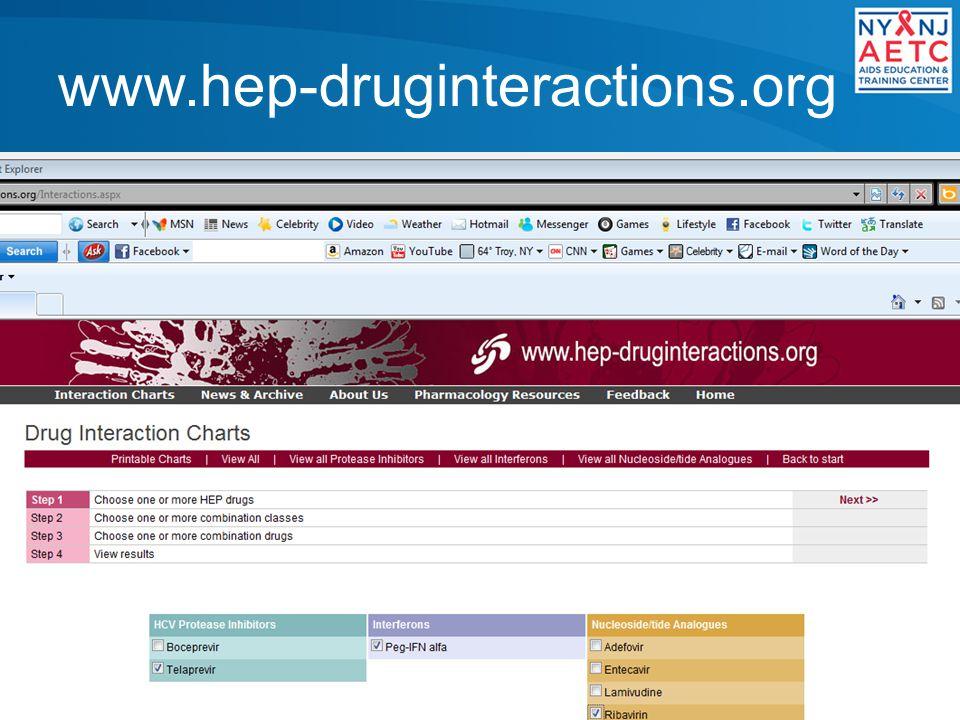www.hep-druginteractions.org