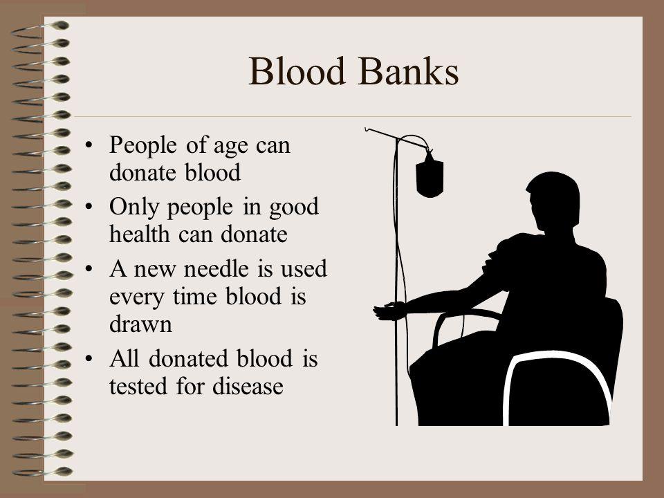 Positive or Negative Blood Rh + –Blood does contain Rh factor Rh – –Blood does not contain Rh factor