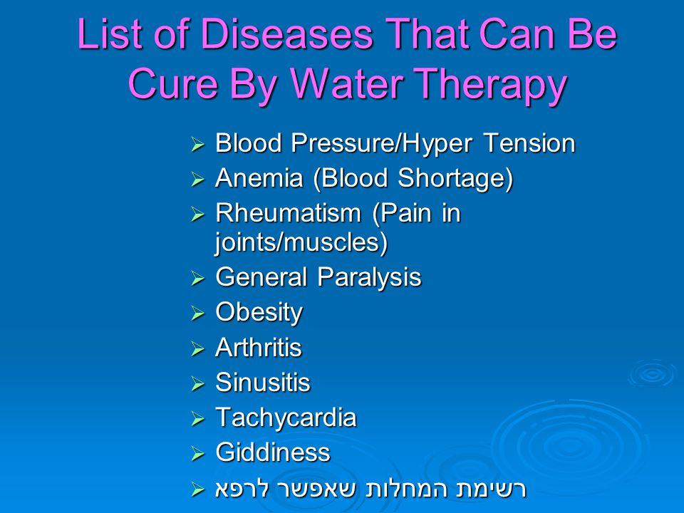  Cough  Leukemia  Asthma  Bronchitis  Pulmonary Tuberculosis  Meningitis  Kidney Stones  Urogenital Diseases  Hyper Acidity