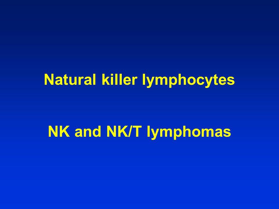 Gamma-delta (  ) T-cells  + T-cell lymphomas