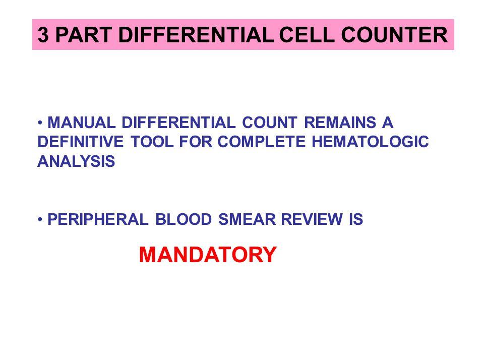 Hb: L 4.2 g/dL RBC:L 3.09 x 10 6 / uL HCT: L 15.3 % MCV:L 55.0 fl MCH: L 13.5 pg MCHC: L 24.8 g/dL RDW:H 24.5 % WBC: 5.5 x 10 3 / uL PLT:H 561 x 10 3 /ul MICROCYTIC HYPOCHROMIC ANEMIA IDA THALASSEMIA ANEMIA OF CHRONIC DISORDERS