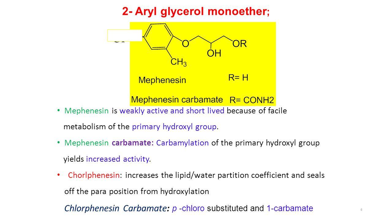 III-Miscellaneous Primidone (Primaclone) 5-Ethyl-5-phenyl perhydropyrimidine-4,6-dione.