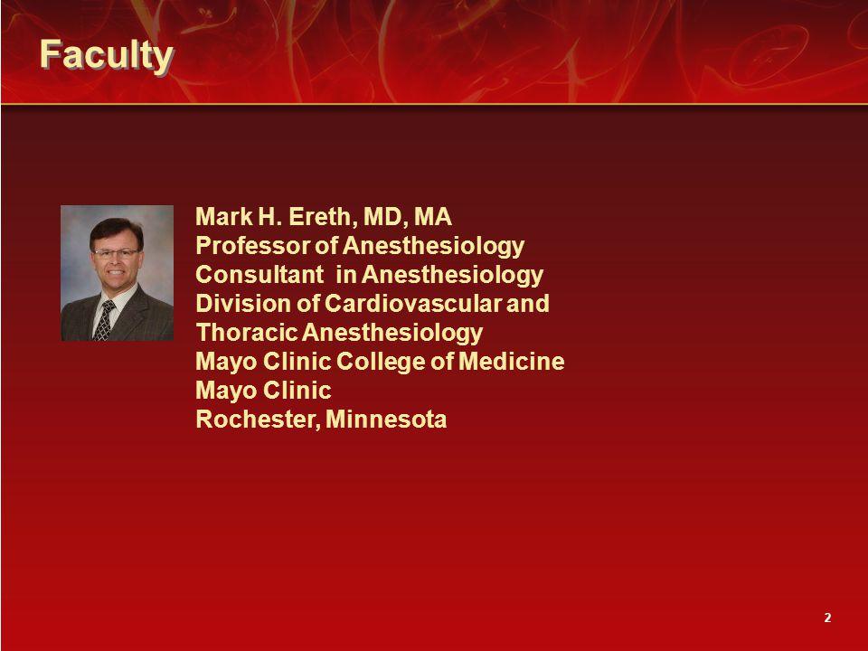 2 Faculty Mark H.