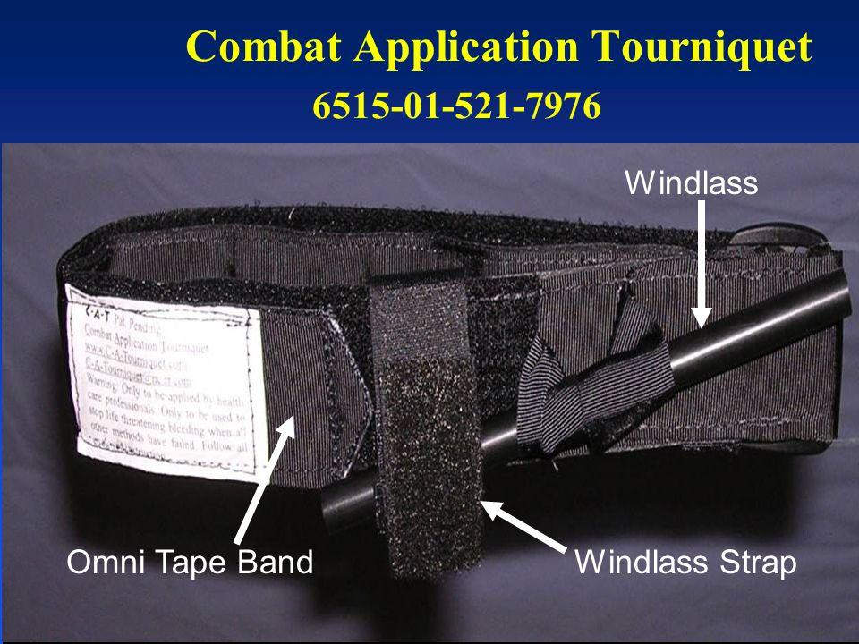 Omni Tape Band Windlass Windlass Strap Combat Application Tourniquet 6515-01-521-7976