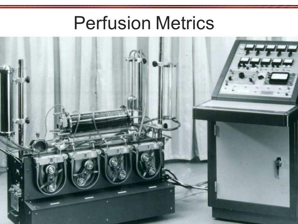 Perfusion Metrics
