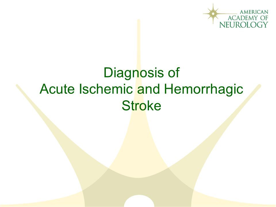 Stroke Differential Diagnosis: Depressed LOC without Focal Deficit Persistent  LOC Subarachnoid hemorrhage Meningitis Drug overdose Toxic-metabolic insult Seizure with postictal state Subclinical status epilepticus Transient  LOC Seizure Syncope