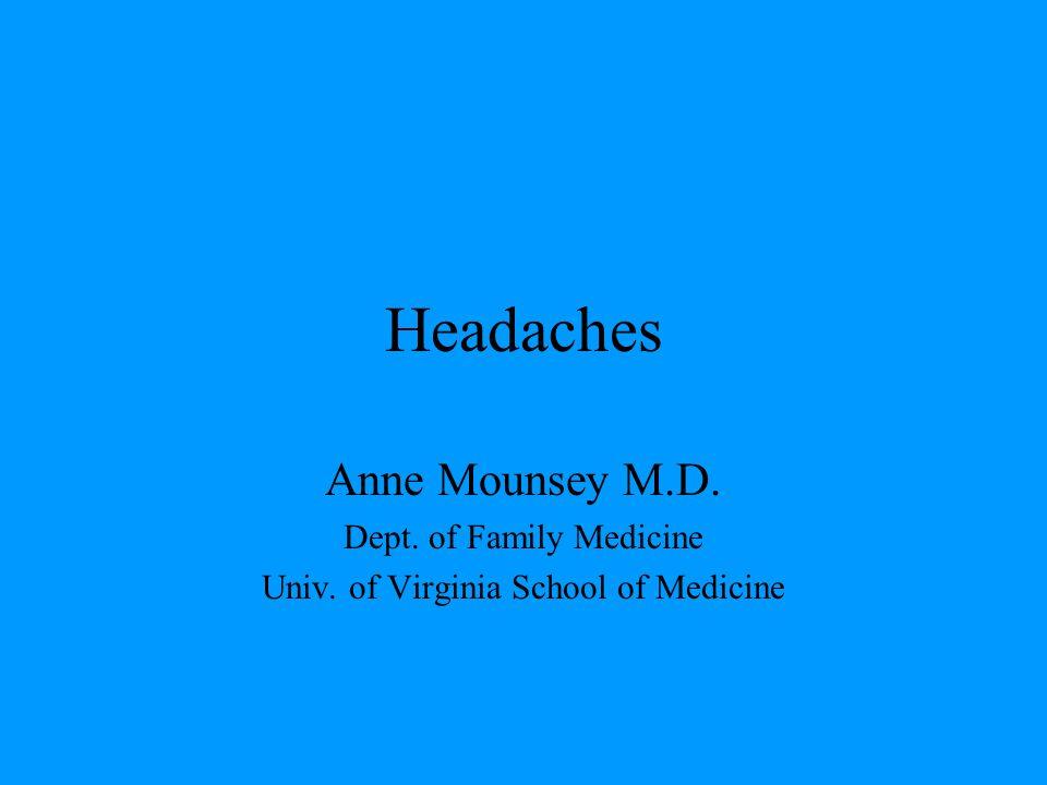 Chronic Tension Type Headache.