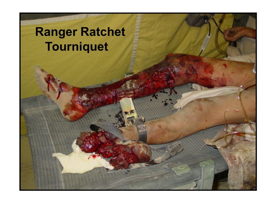 Ranger Ratchet Tourniquet