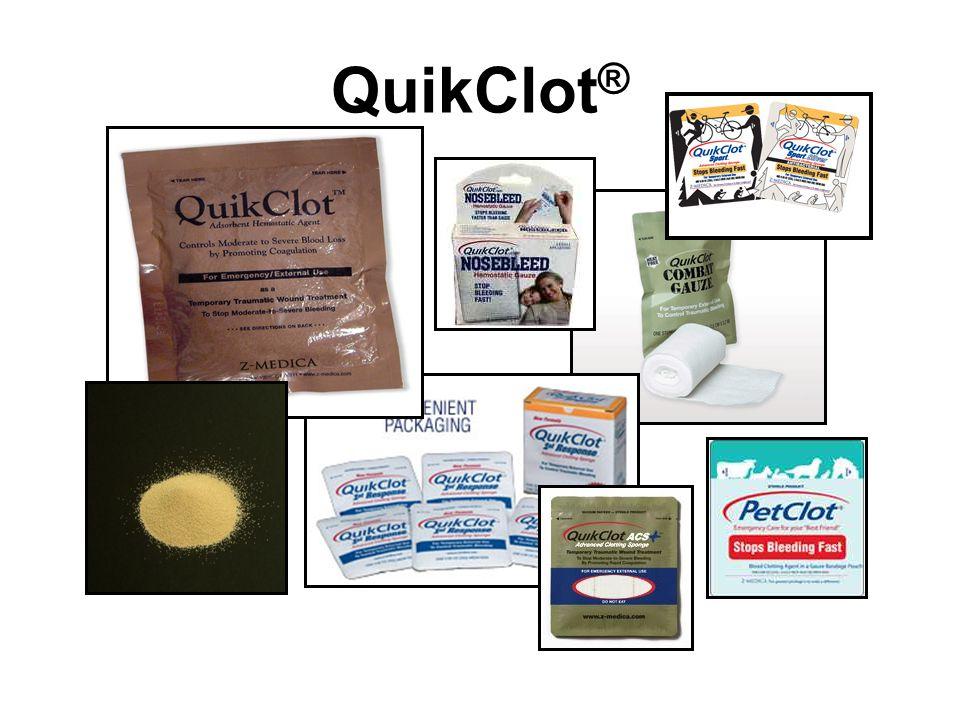 QuikClot ®