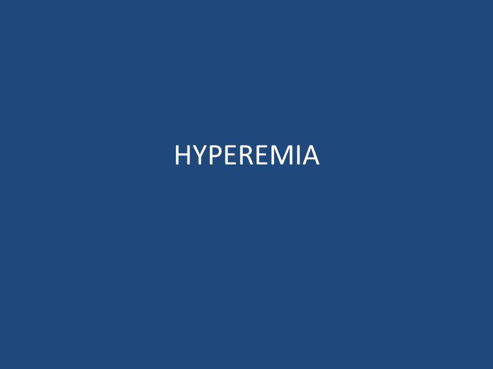 HYPEREMIA