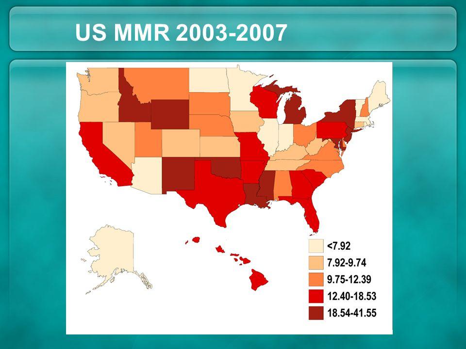US MMR 2003-2007