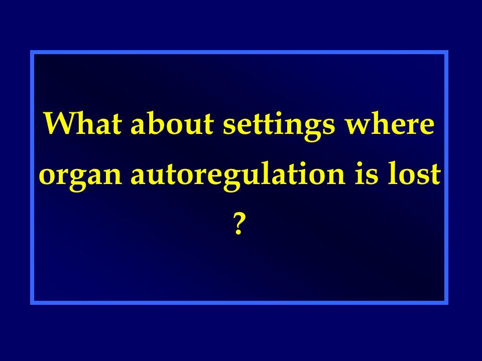 Normotensive or hypotensive resuscitation .