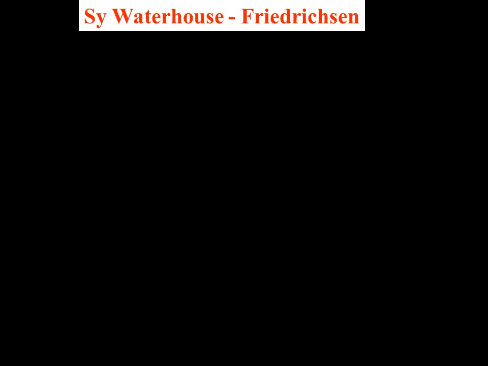 Sy Waterhouse - Friedrichsen