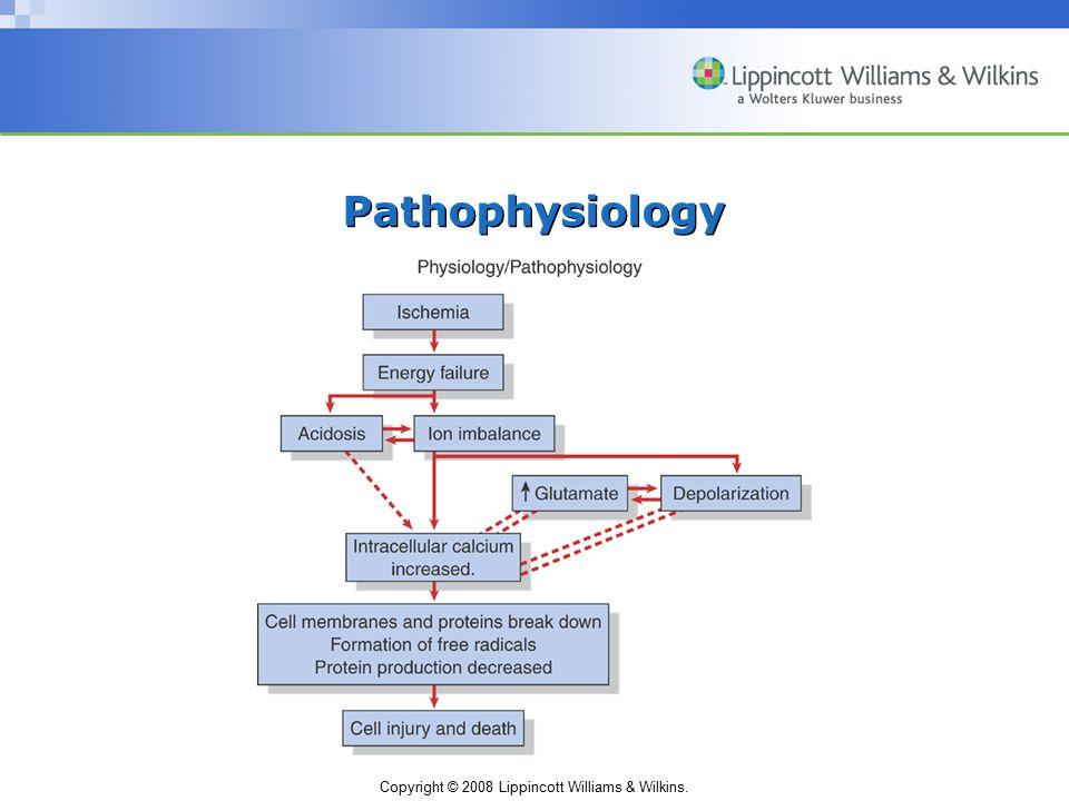 Copyright © 2008 Lippincott Williams & Wilkins. Pathophysiology