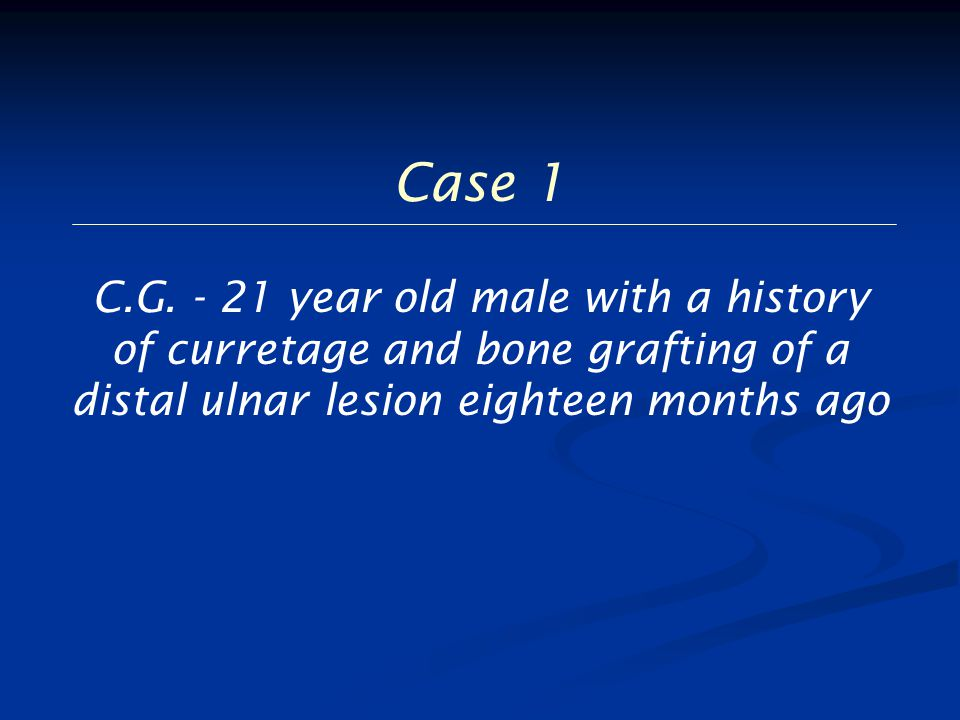 Unicameral Bone Cyst   Benign fluid filled cystic lesion of bone of unknown cause   Epidemiology   5-15 years of age   Male > Female   Proximal humerus most common, followed by proximal femur