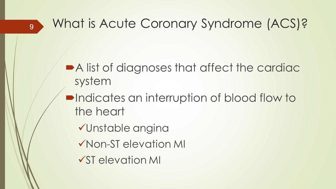 Cardiac Markers 40