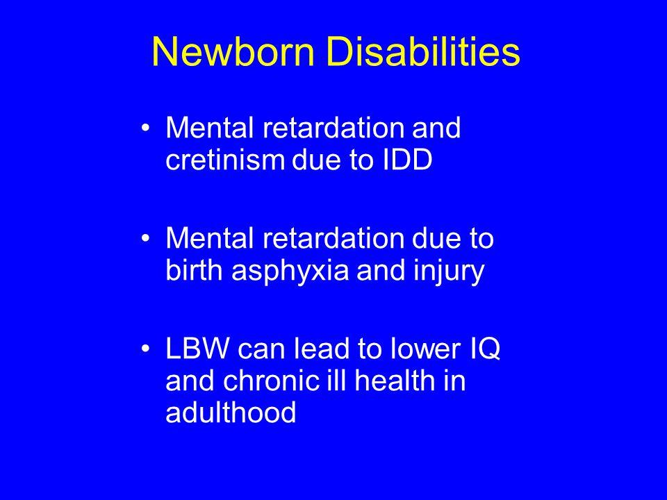 Neonatal Mortality 2001-2010 No change in interventions for newborns 300,000 children will die