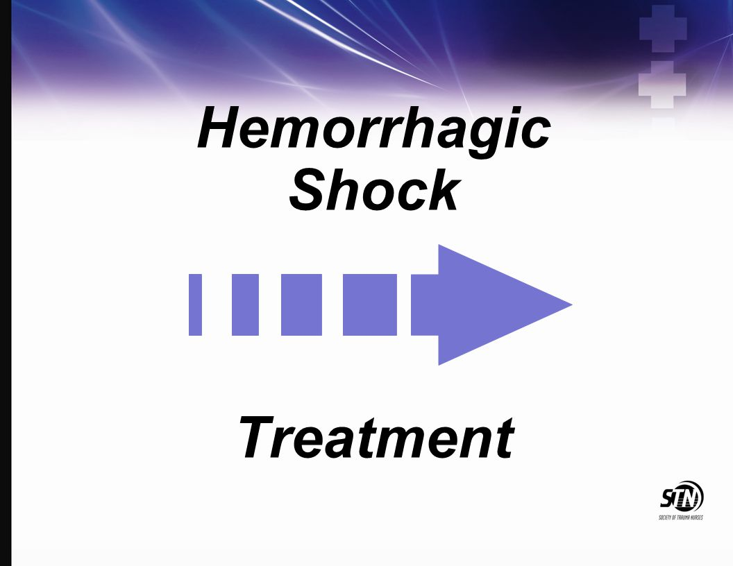Hemorrhagic Shock Treatment