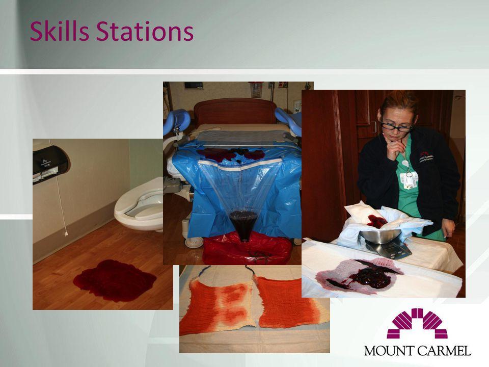 Skills Stations