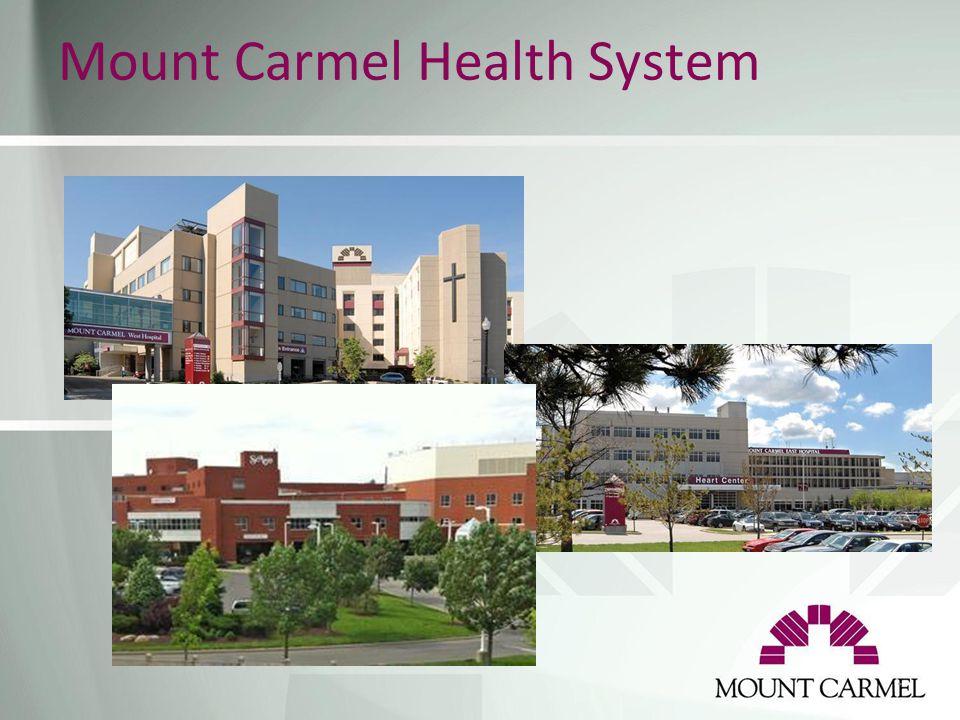 Mount Carmel Health System *
