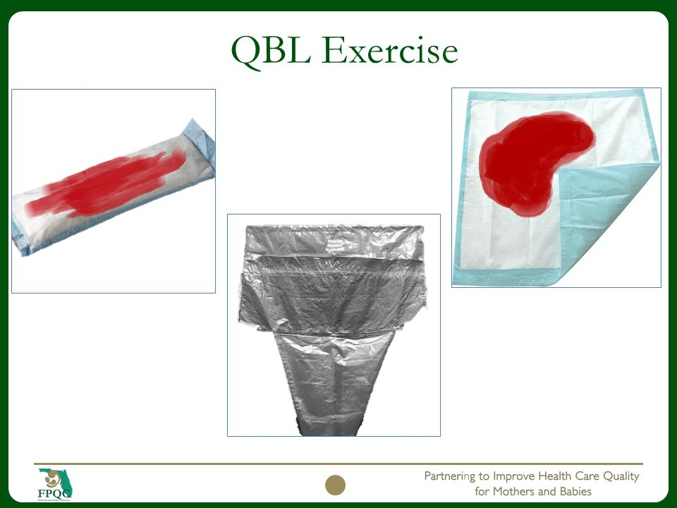 QBL Exercise