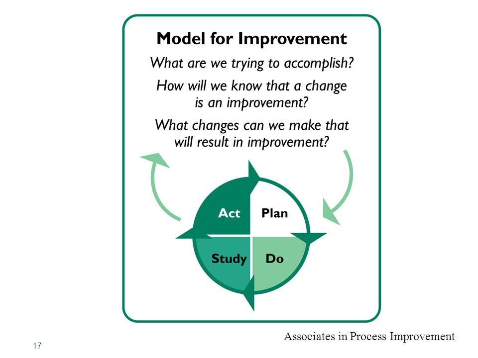 Associates in Process Improvement 17