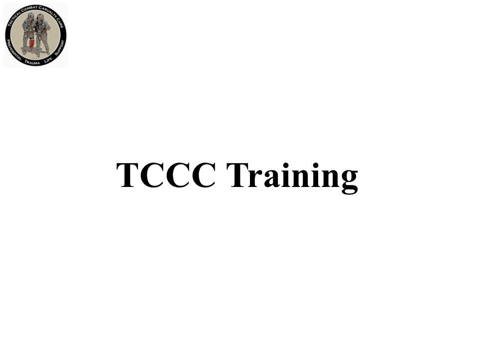 TCCC Training