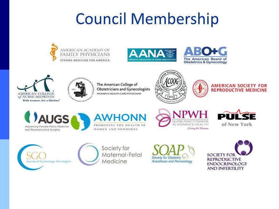Council Membership