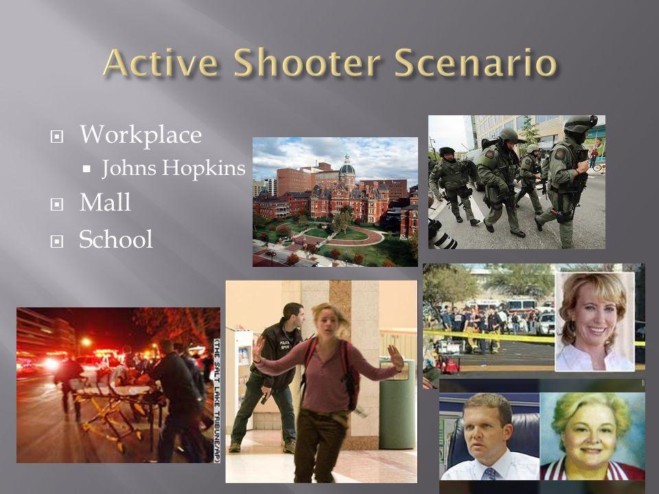  Workplace  Johns Hopkins  Mall  School