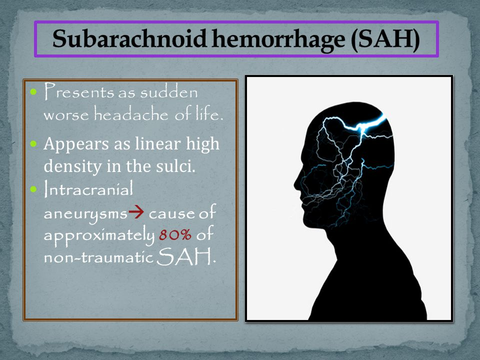 CT has the advantage of being available 24 hours a day and is the gold standard for hemorrhage.