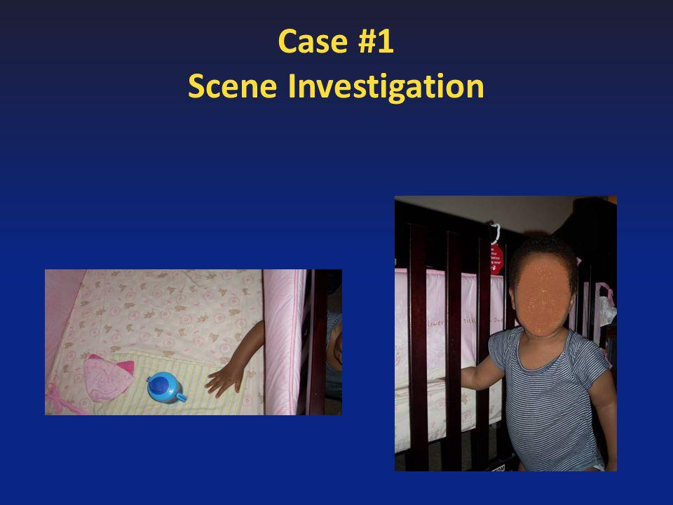 Case #1 Scene Investigation