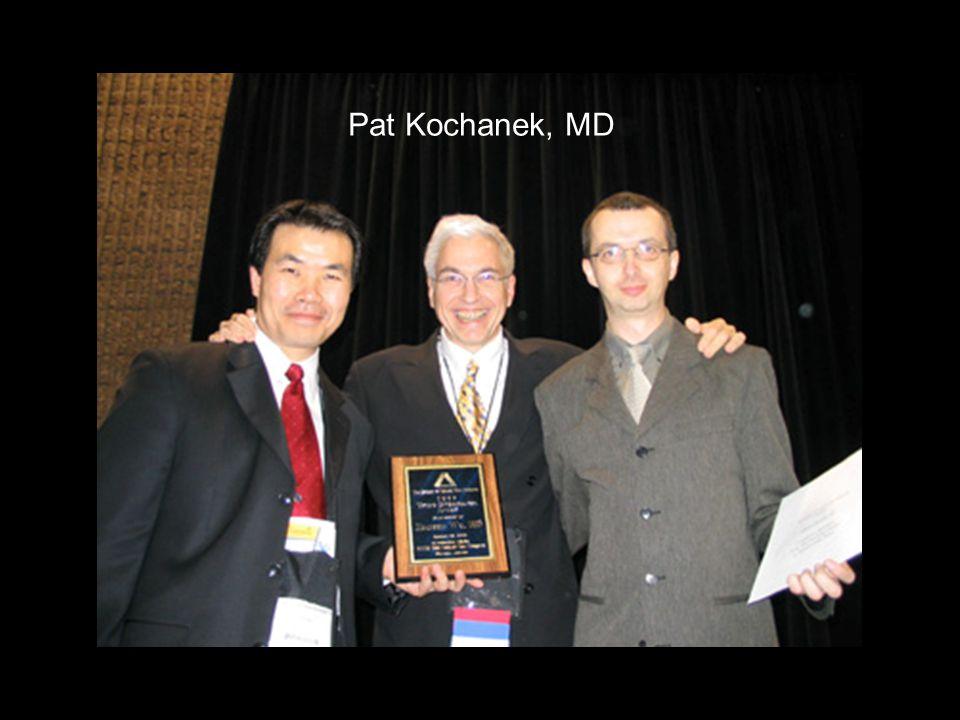 Pat Kochanek, MD