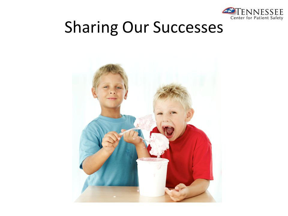 Sharing Our Successes
