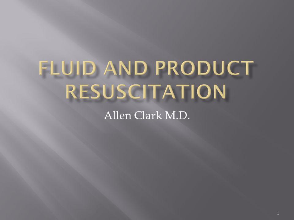 1 Allen Clark M.D.