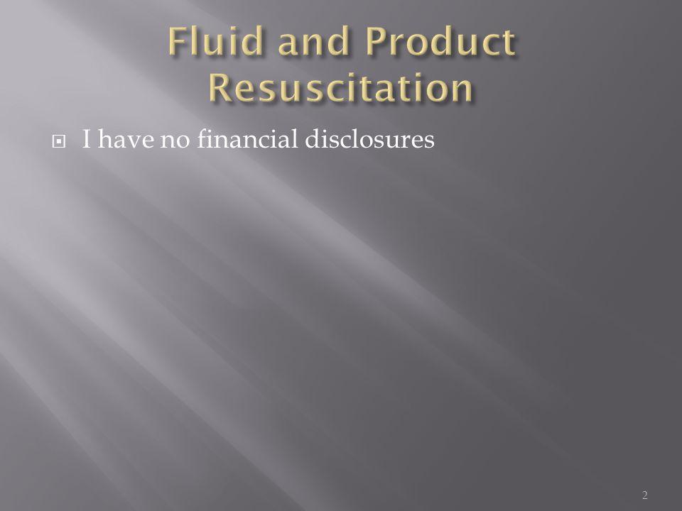  I have no financial disclosures 2