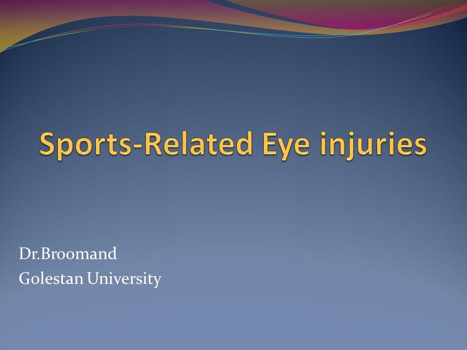 Dr.Broomand Golestan University